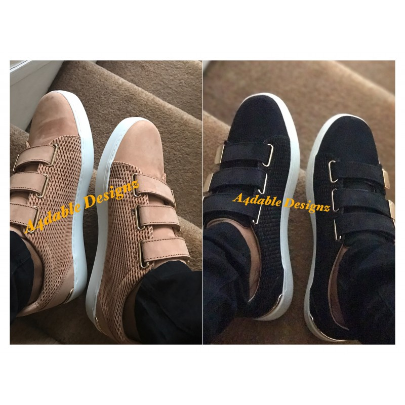 d6d493dcd6b5 Velcro Strap Trainers for ladies